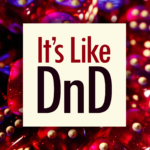 It's Like DnD Logo